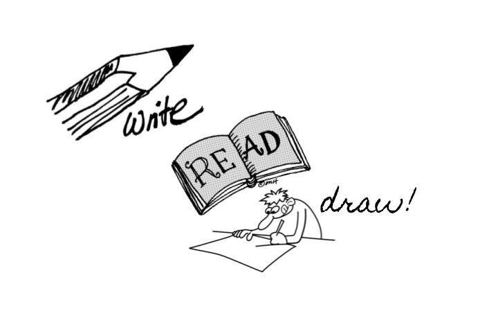 Write Read Draw Ilearnieducate
